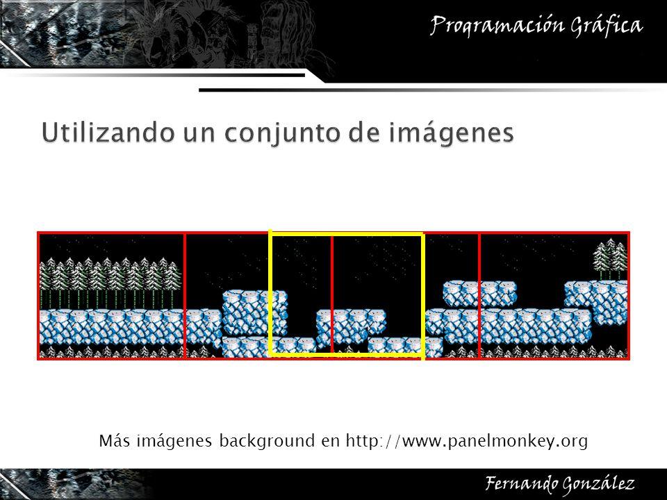 Más imágenes background en http://www.panelmonkey.org