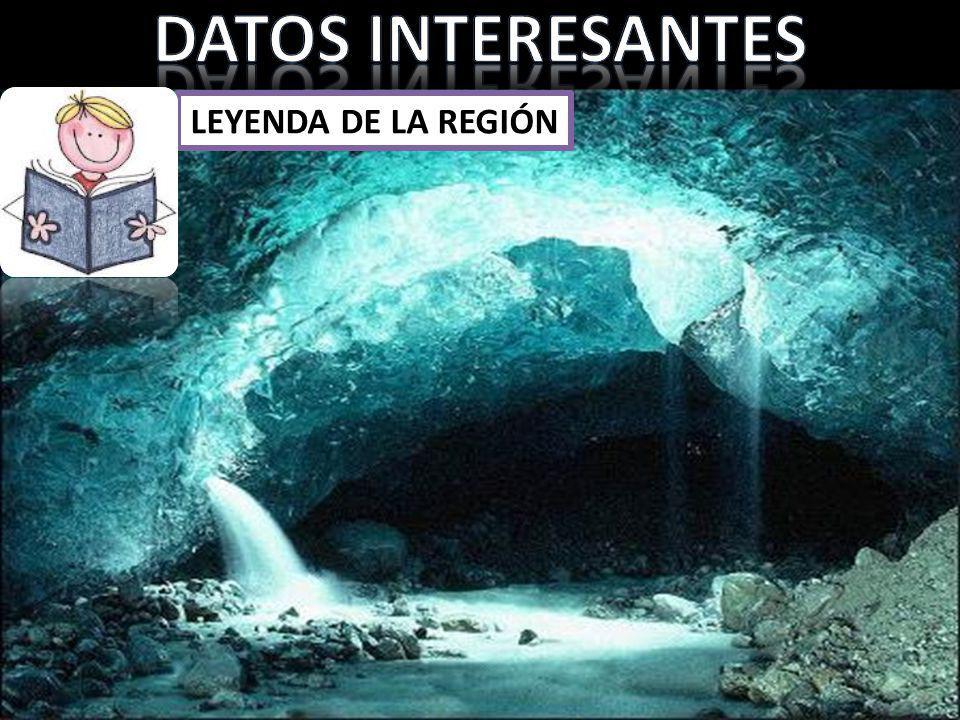 LEYENDA DE LA REGIÓN