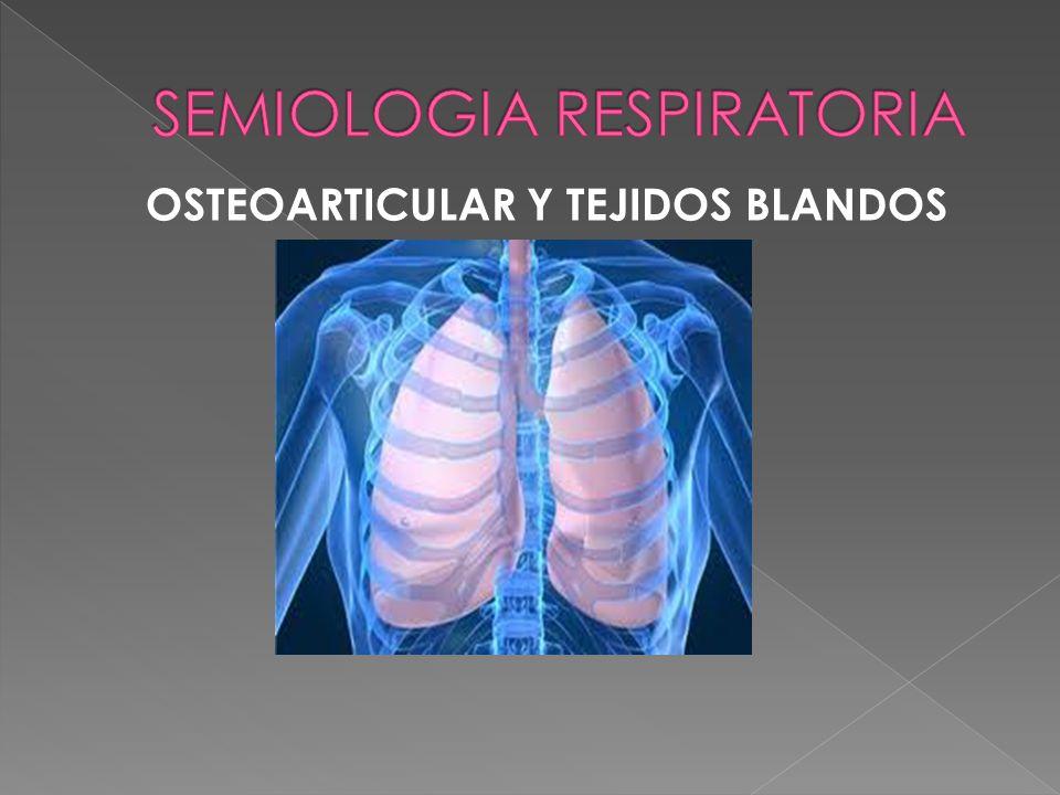 OSTEOARTICULAR Y TEJIDOS BLANDOS