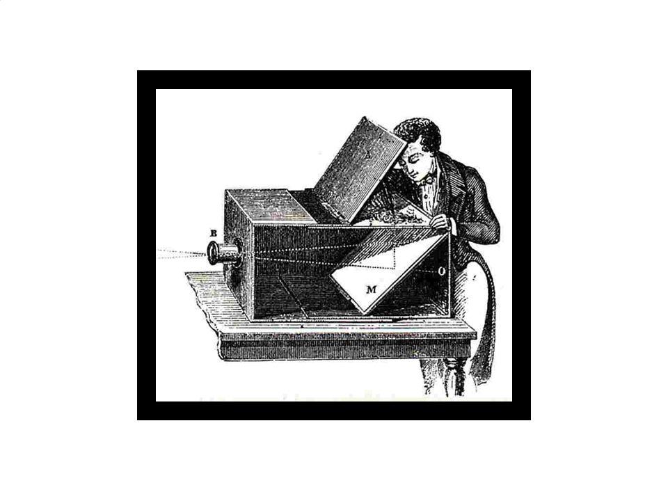 Fijaci ó n de la Imagen En 1727 J.H.