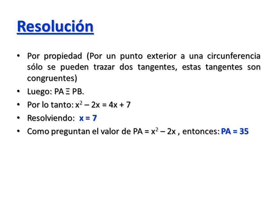 Tema: Circunferencia Problema 3Calcular «r» Problema 3. Calcular «r»