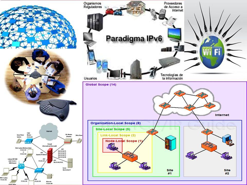 Ing.Anaylen López, MSc. CABECERA PRINCIPAL IPv6 Version: Tipo de IP utilizada en 4 bits.