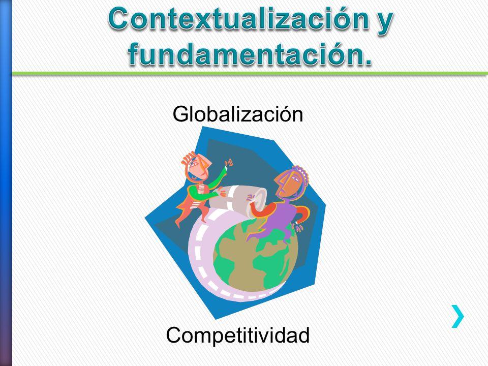 Globalización Competitividad