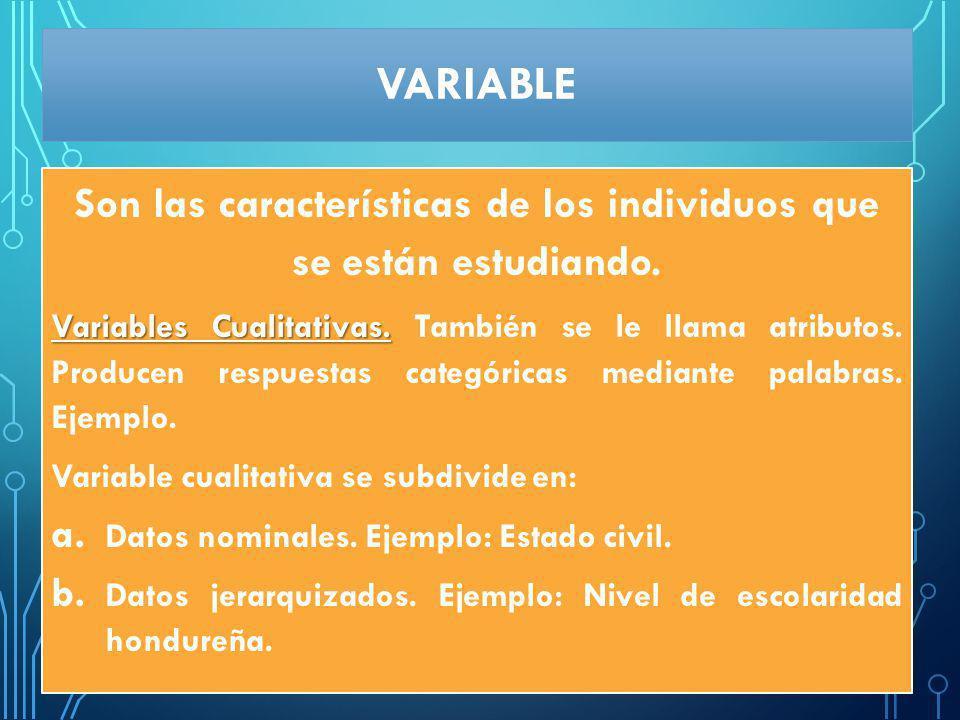 DISTRIBUCIÓN DE FRECUENCIAS Cuando la toma de datos contiene mucha información, no es práctico escribirlos todos ellos en una misma columna, sino que se emplea la agrupación de los valores de la variable en clases o categorías (X) y se determina el número de valores de la variable que pertenecen a cada clase que se llamará frecuencia de clase (f).