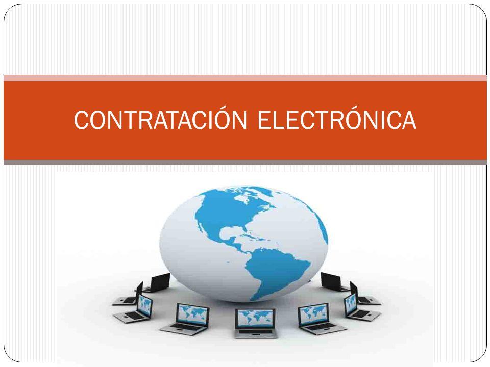La contratación electrónica se debe entonces entender como aquel acuerdo de voluntades creador de obligaciones, que se celebra utilizando las nuevas tecnologías de la información y la comunicación INTRODUCCIÓN JURÍDICA AL COMERCIO ELECTRÓNICO.