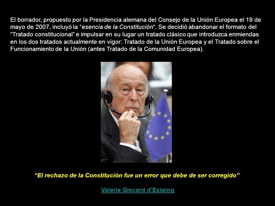 Si gana el No, será el peor día para Francia desde los desastres engendrados por la llegada de Hitler al poder.
