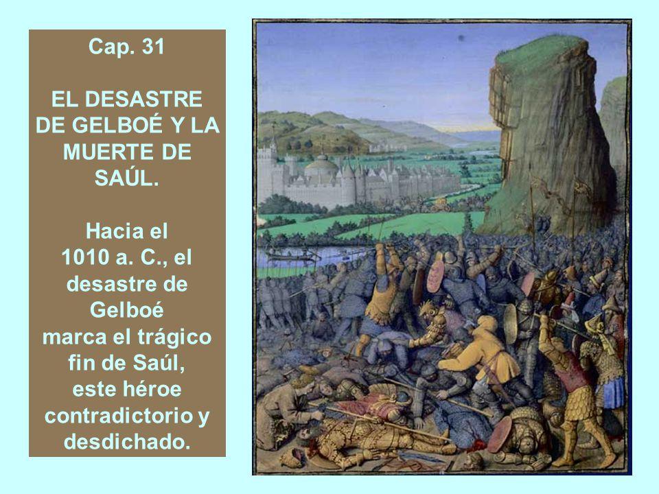 Cap.30 LA INCURSIÓN DE LOS AMALECITAS CONTRA SIQUELAG.