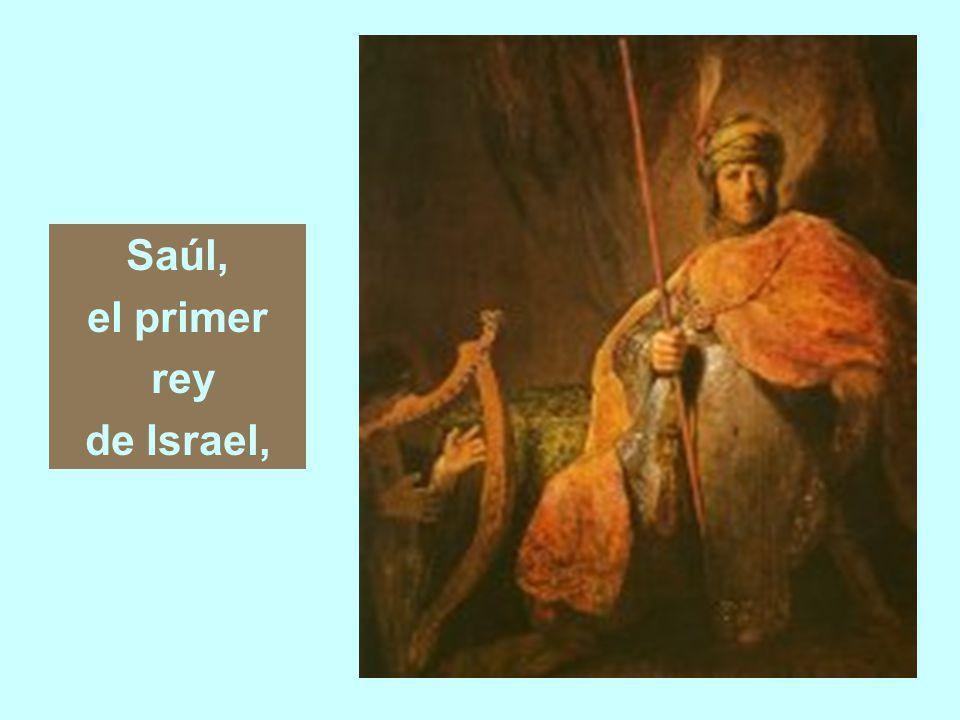 Israel vive en este tiempo una difícil etapa de transición, que determina el paso del régimen tribal a la instauración de un estado monárquico.