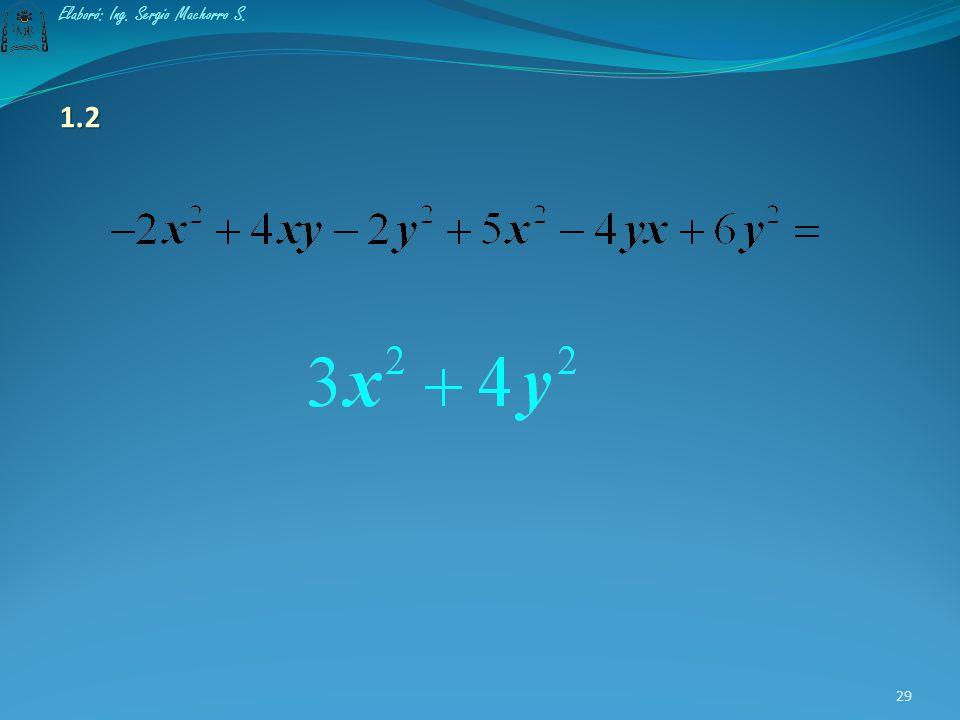 Ejercicio 1: Simplifique las siguientes expresiones algebraicas. Resuelva el ejercicio en su cuaderno y después pulse Enter para comprobar su resultad
