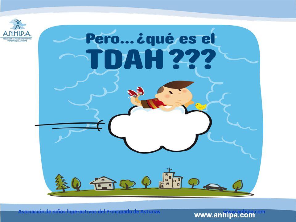 www.anhipa.com Asociación de niños hiperactivos del Principado de Asturiaswww.anhipa.com NORMAS: Las normas deben ser claras, sencillas y consistentes.