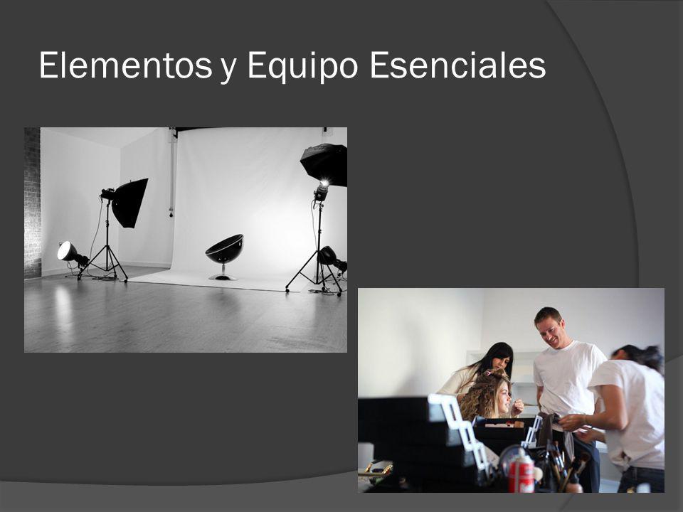 Elementos y Equipo Esenciales