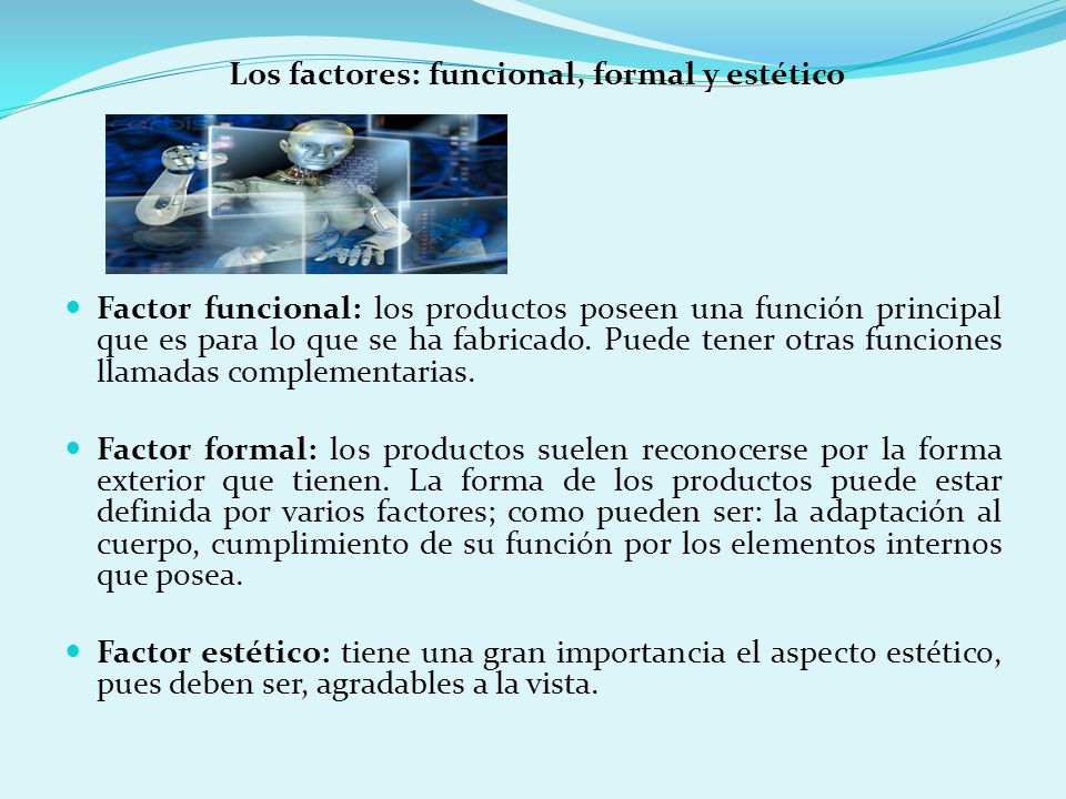 VARIABLES DEL DISEÑO DEL SOFTWARE Ámbito del Software.
