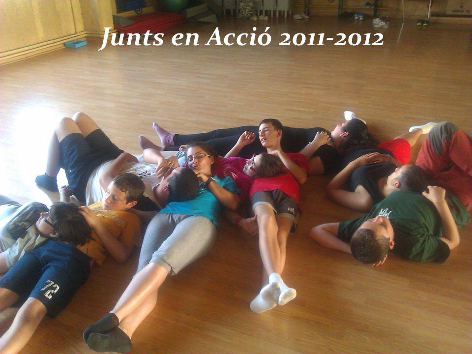 Junts en Acció 2011-2012