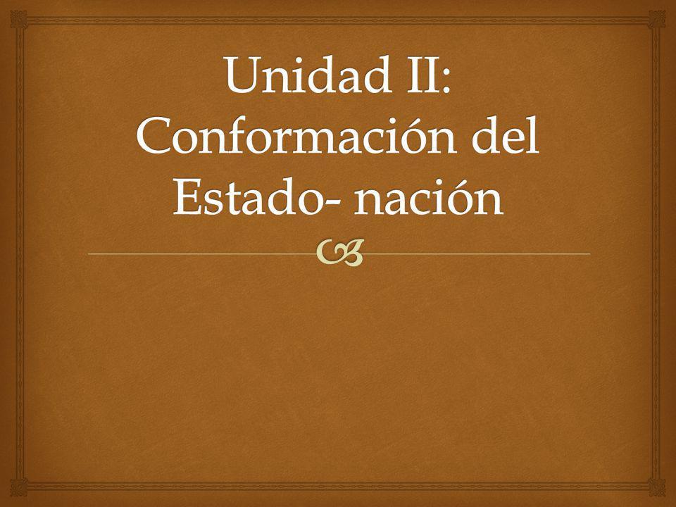 Obj.: Interiorizarse en el estudio de la formación republicana de Chile