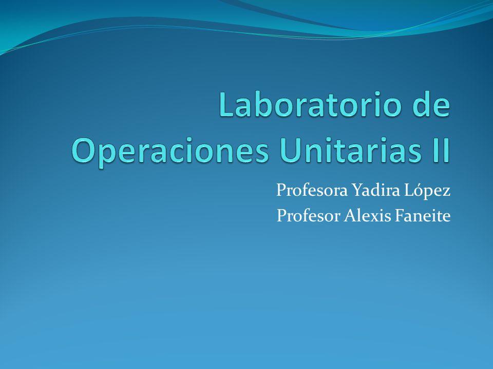 Profesora Yadira López Profesor Alexis Faneite
