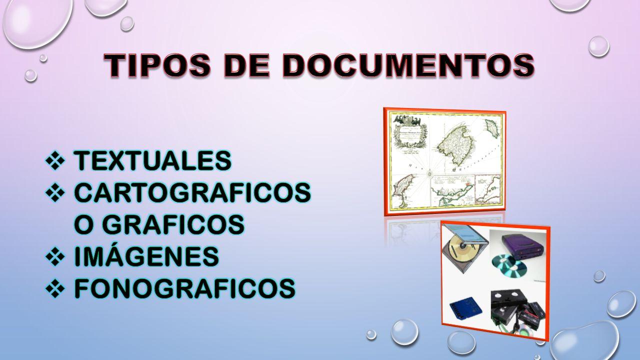 Etapas sucesivas por las que atraviesan los documentos desde su producción o recepción en la oficina y su conservación temporal, hasta su eliminación o integración a un archivo permanente.