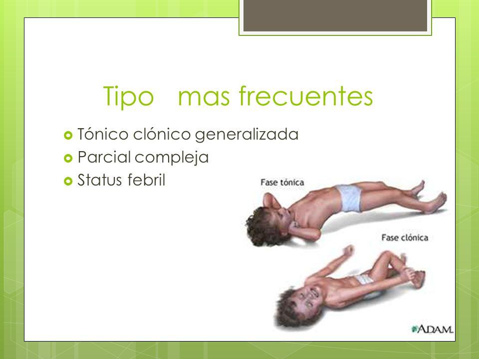 manejo de status epileptico Perlas Niño menor 18 meses: déficit piridoxina 100mg iv.