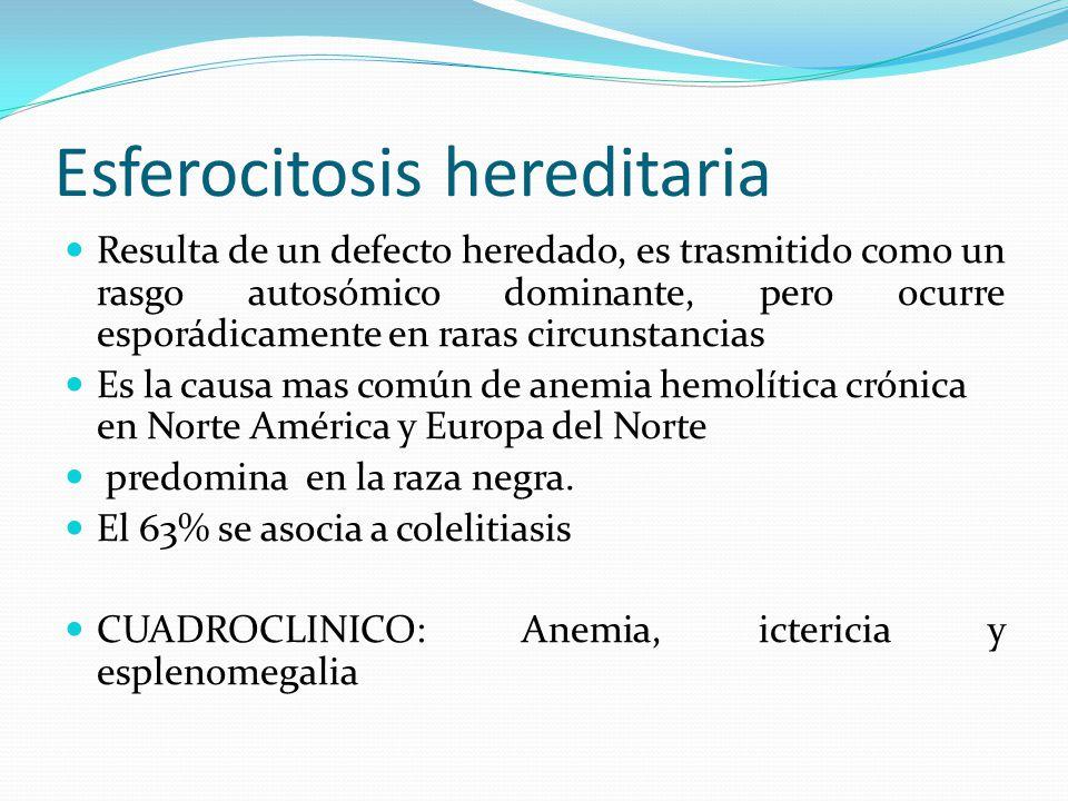 ANEMIA HEMOLITICA INMUNE Es un desorden en el que las inmuno globulinas G y M se unen a anticuerpos de superficie de los eritrocitos y estimulan la destrucción de los mismos Clasificación: Autoinmune Aloinmune Anemia hemolítica inducida por drogas