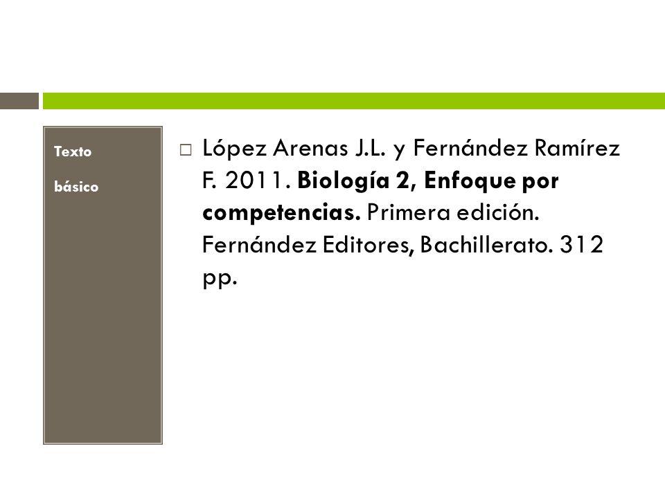 Contenido Unidad I: Principios de Ecología y Evolución en relación a la biodiversidad.