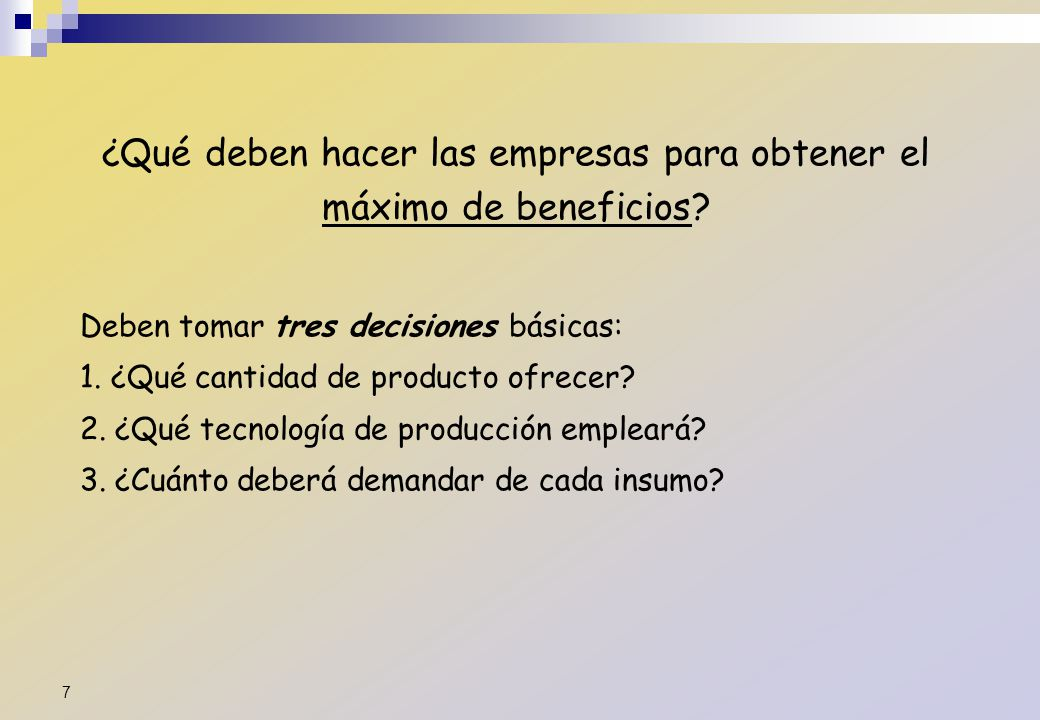 Etapa I Etapa II Etapa III ETAPAS DE LA PRODUCCIÓN I.Etapa de Arranque: PMe y PMg son crecientes.