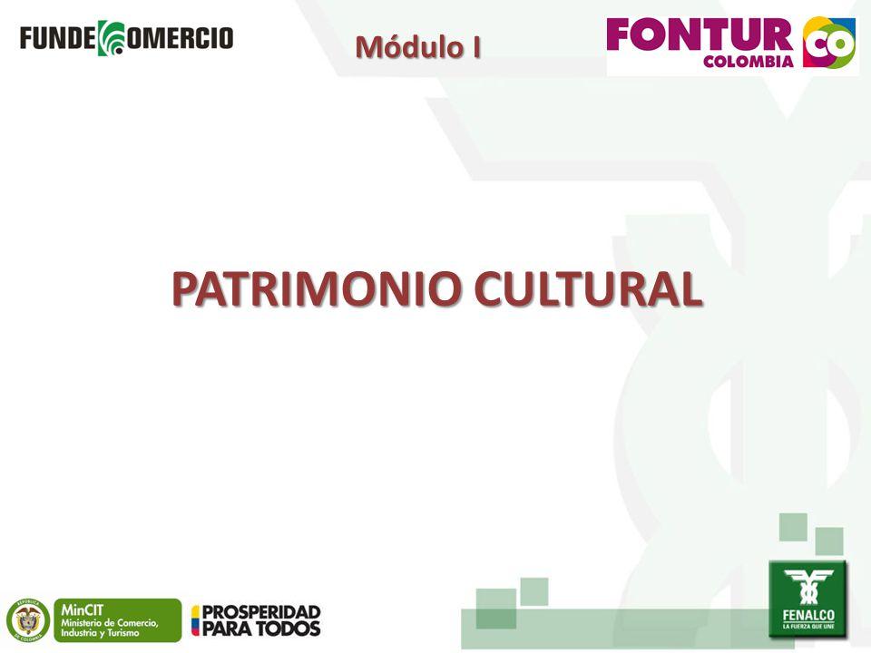 PATRIMONIO CULTURAL Módulo I