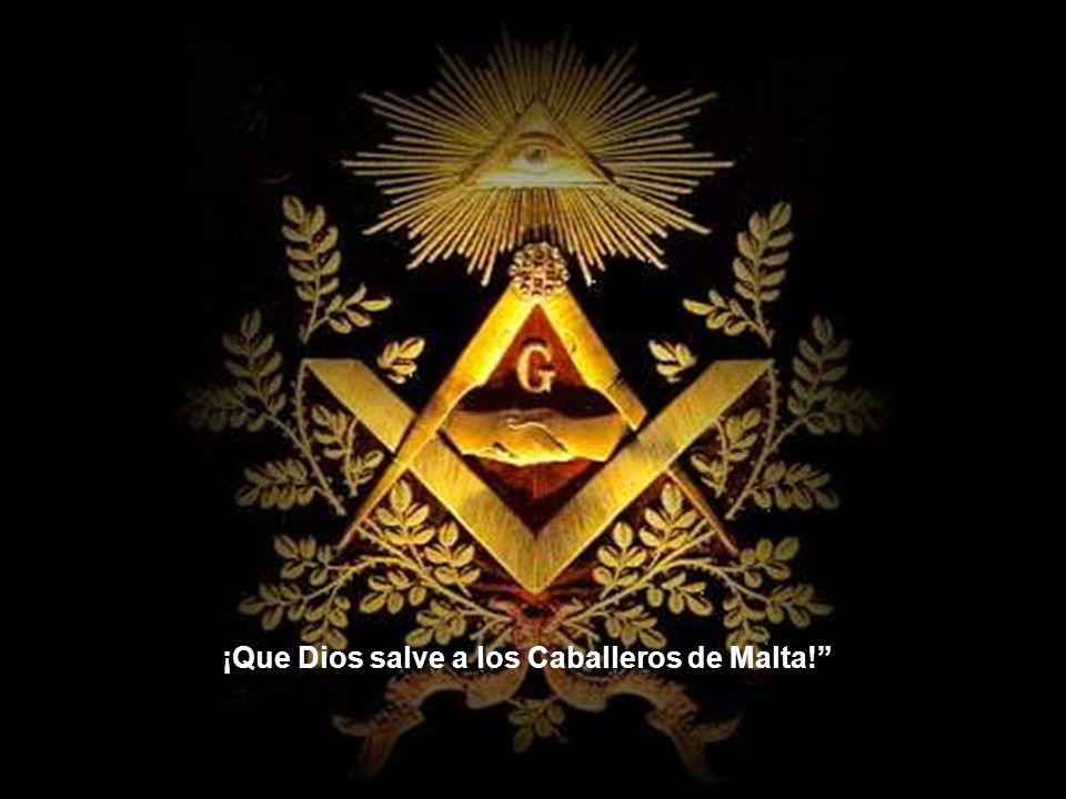 Nos referimos a la masonería.