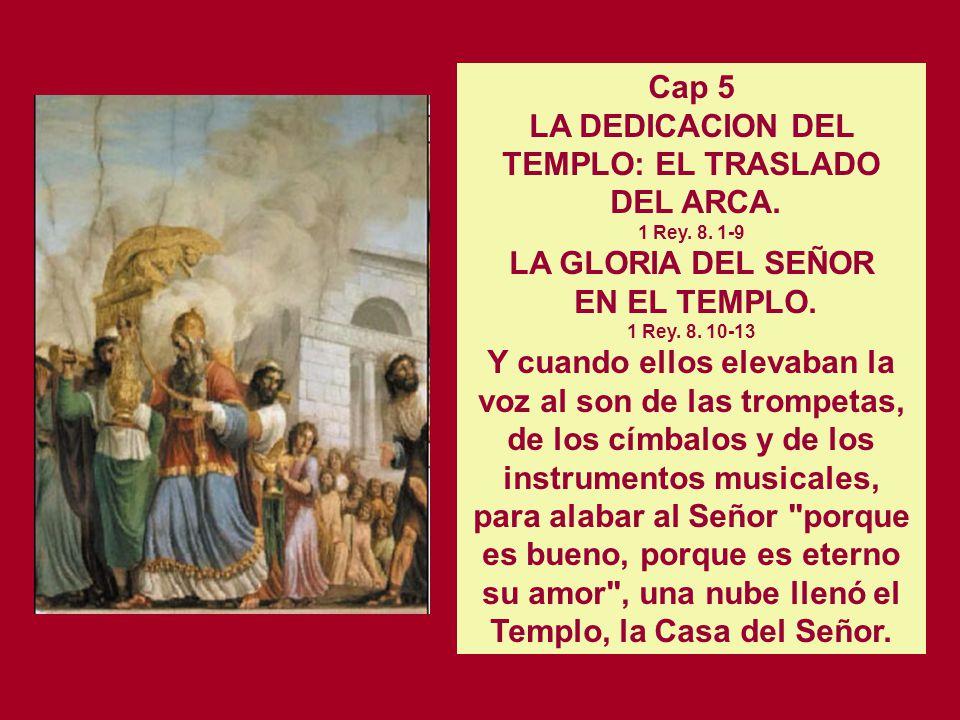Cap 4 EL MAR DE BRONCE. 1 Rey. 7. 23-26 LOS OTROS UTENSILIOS DEL SANTUARIO. 1 Rey. 7. 40-51