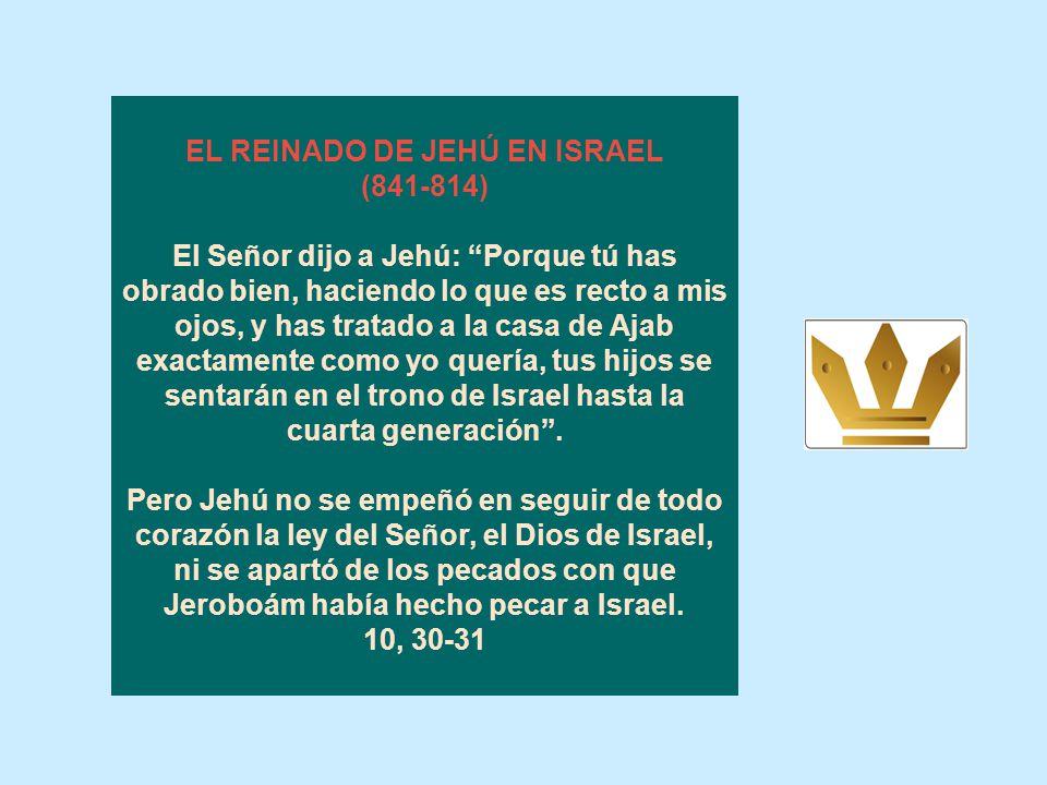 EXTERMINIO DE TODOS LOS SERVIDORES DE BAAL Luego entraron para ofrecer sacrificios y holocaustos. Mientras tanto, Jehú había apostado afuera a ochenta