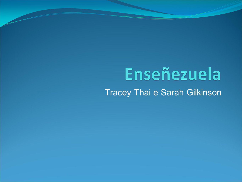 Tracey Thai e Sarah Gilkinson