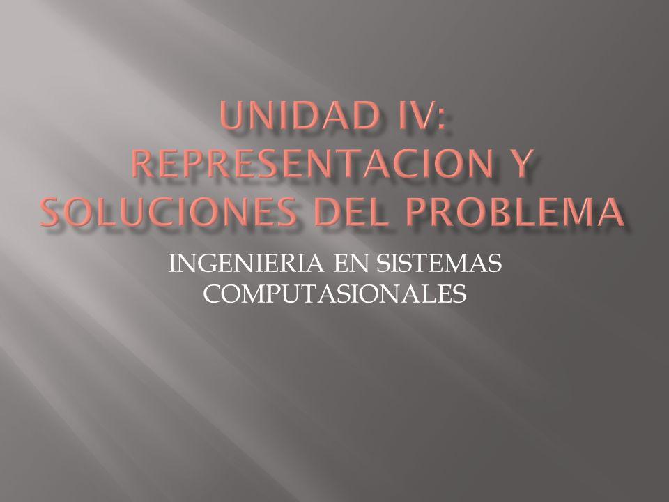 INGENIERIA EN SISTEMAS COMPUTASIONALES