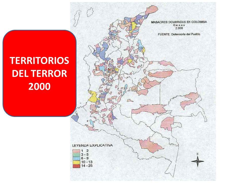 TERRITORIOS DEL TERROR 2000