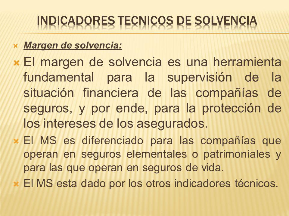 Margen de solvencia: El margen de solvencia es una herramienta fundamental para la supervisión de la situación financiera de las compañías de seguros,