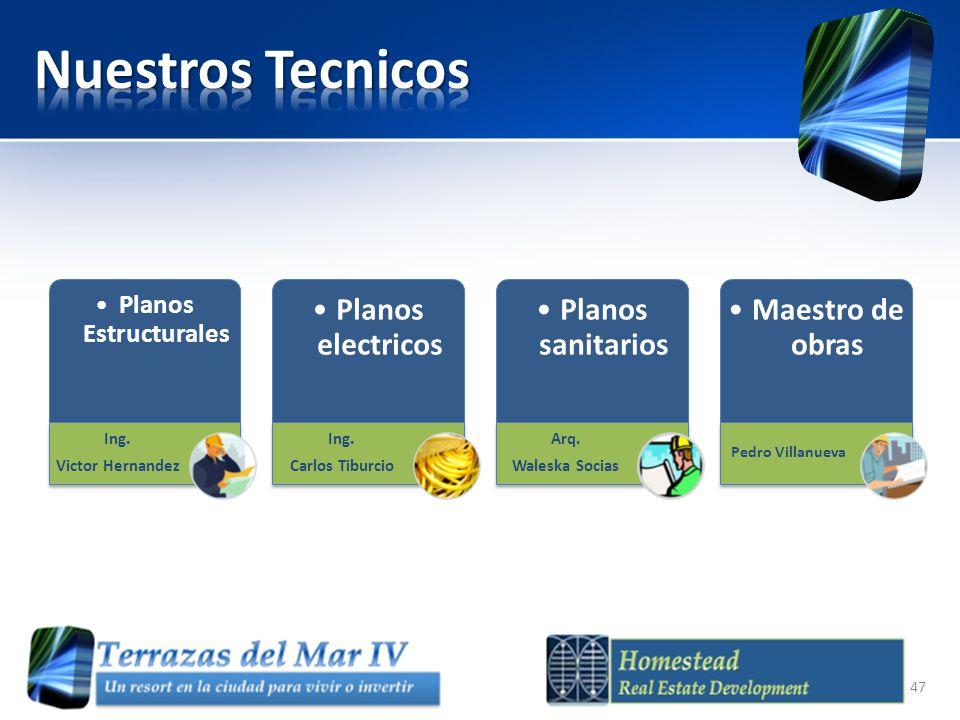 Planos Estructurales Ing.Victor Hernandez Planos electricos Ing.