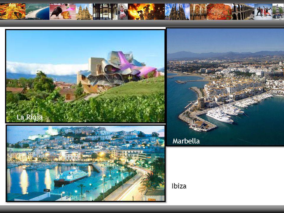 La Rioja Marbella Ibiza