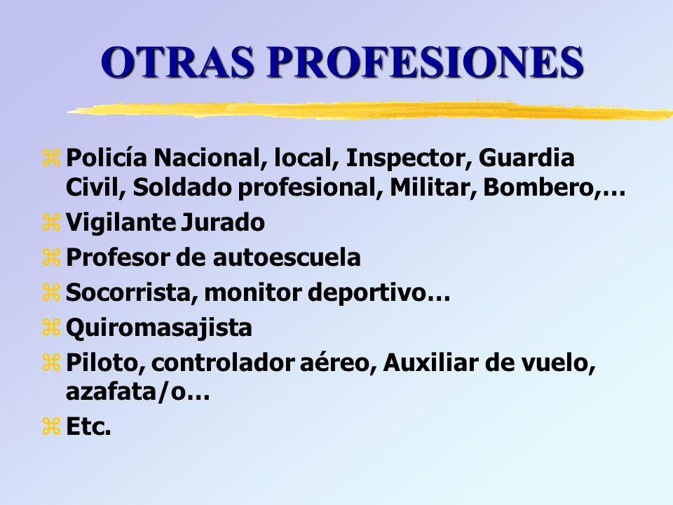 OTRAS OPCIONES FORMATIVAS III zFORMACIÓN PROFESIONAL OCUPACIONAL (FPO): zFORMACIÓN PROFESIONAL OCUPACIONAL (FPO): Cursos gratuitos para desempleados, variada oferta, con o sin requisitos académicos, con posibilidad de compromiso de contratación, horas teóricas o prácticas,… zEj.: Informática, Ed.