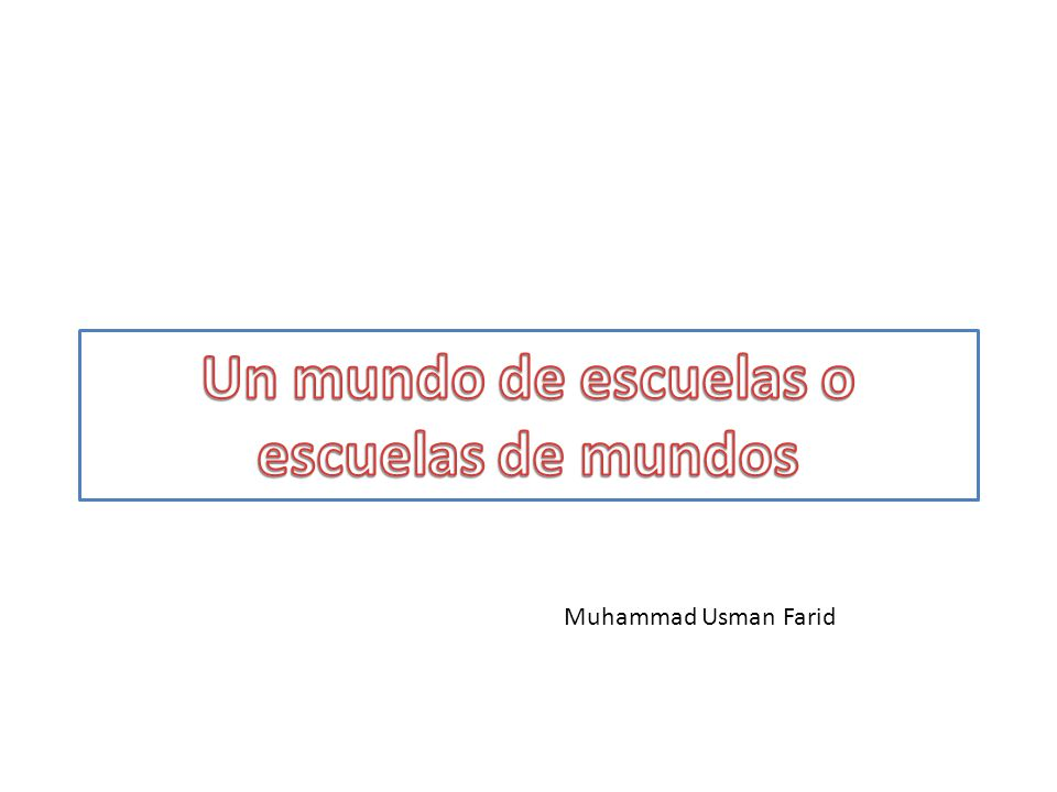 Muhammad Usman Farid