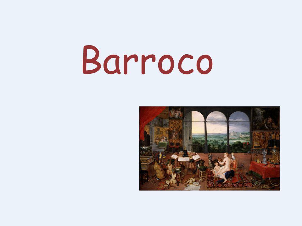 Índice Introducción histórica.Principios estéticos del Barroco.