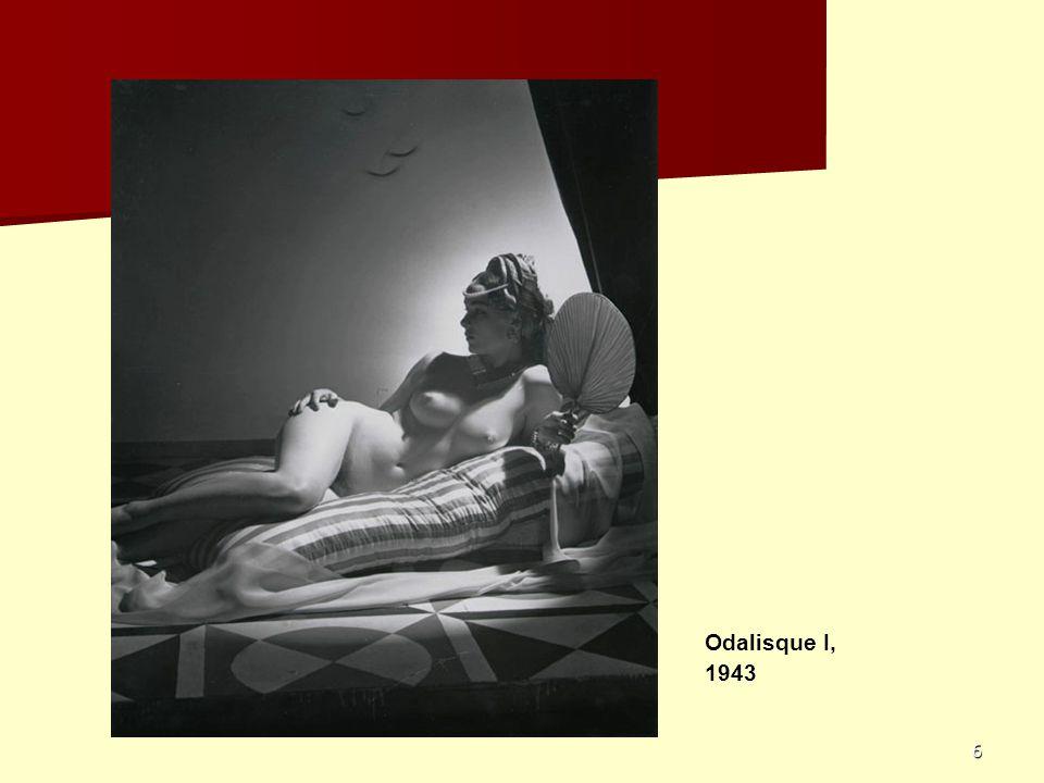 6 Odalisque I, 1943