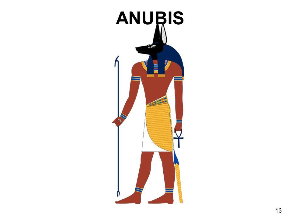 ANUBIS 13