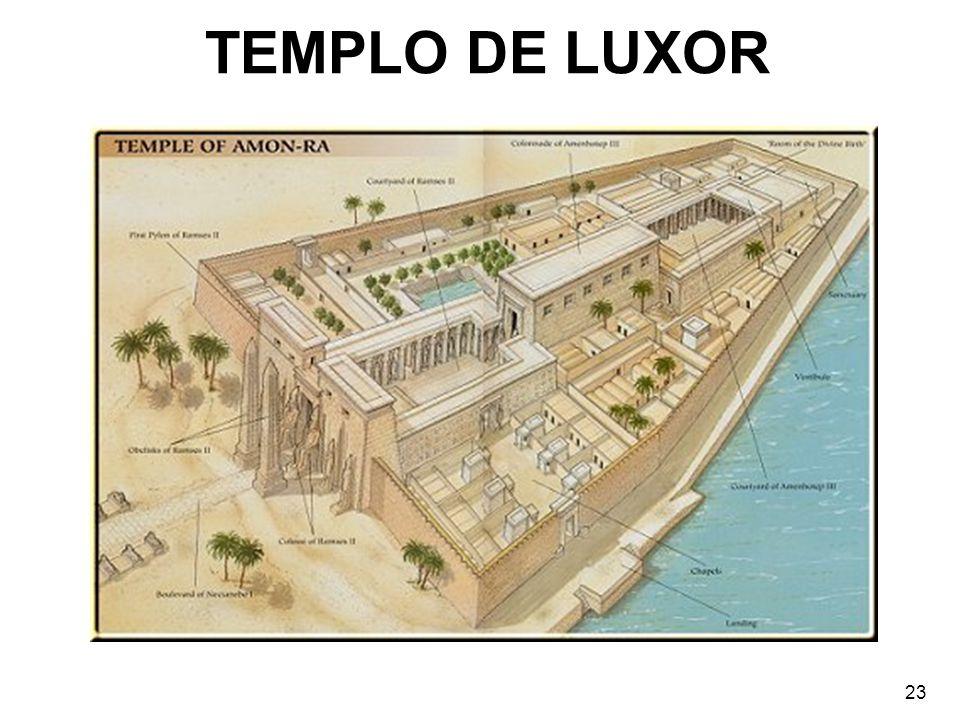 TEMPLO DE LUXOR 23