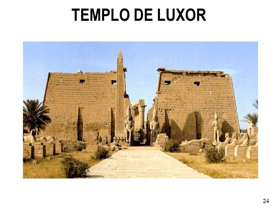 TEMPLO DE LUXOR 24