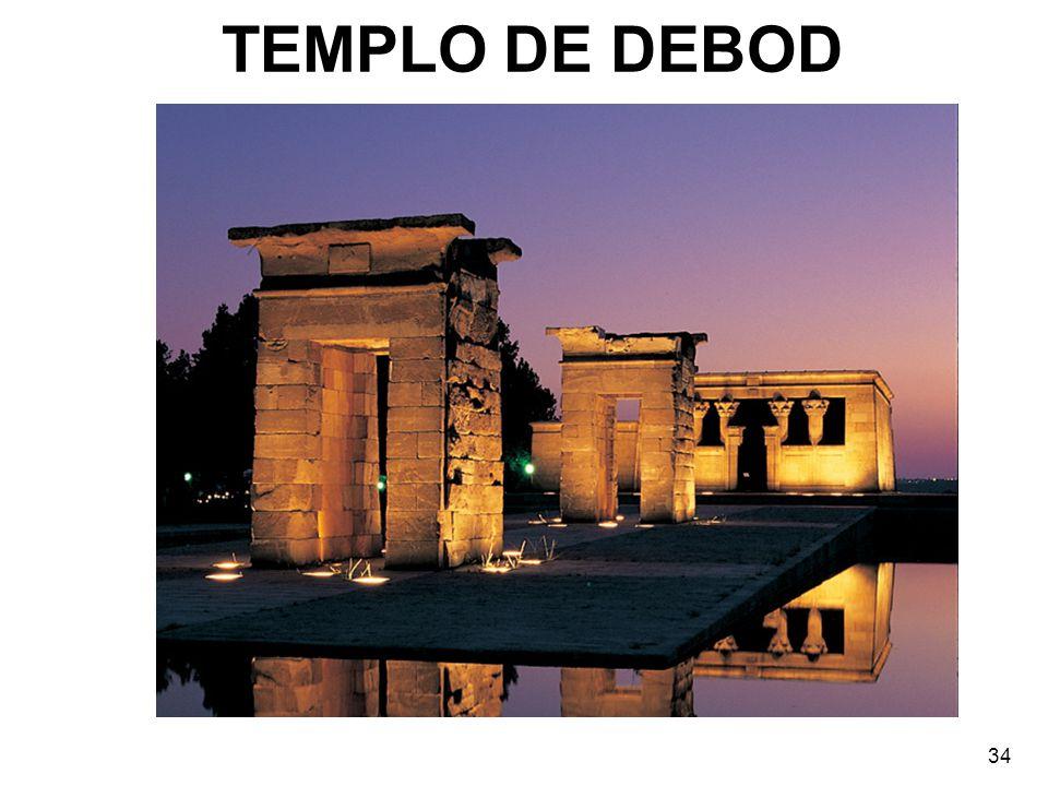 TEMPLO DE DEBOD 34