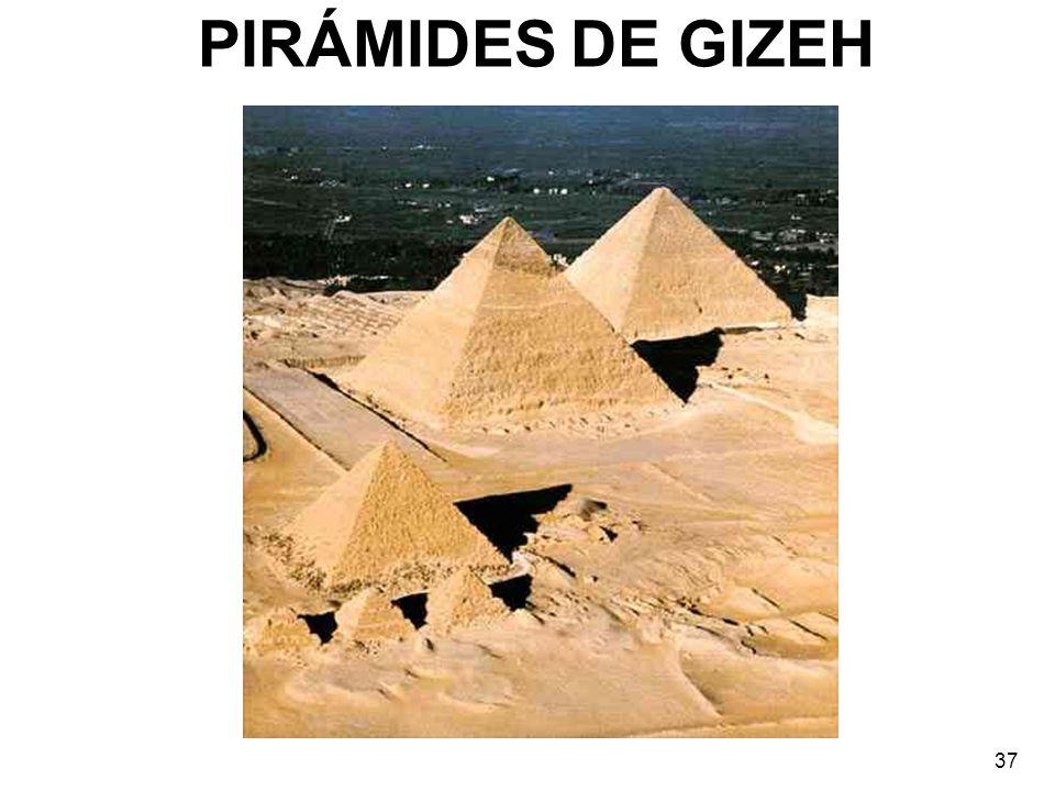 PIRÁMIDES DE GIZEH 37