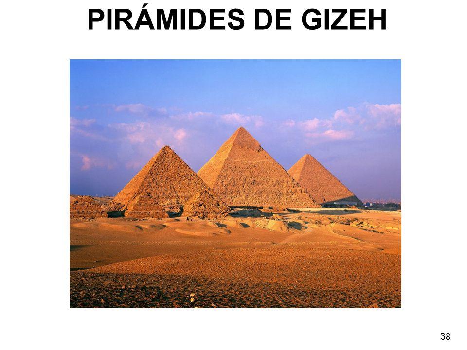 PIRÁMIDES DE GIZEH 38