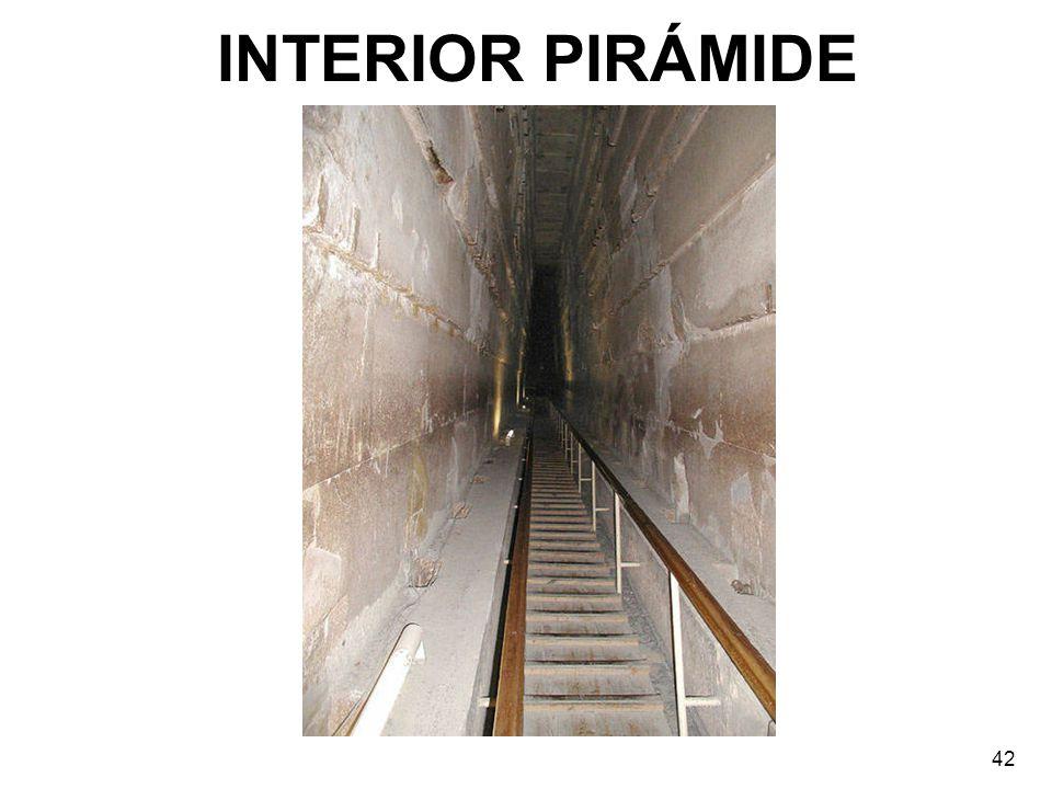 INTERIOR PIRÁMIDE 42