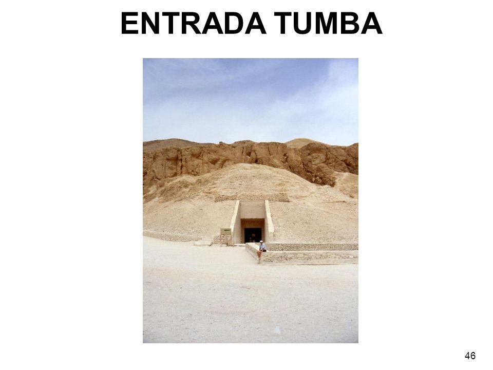 ENTRADA TUMBA 46