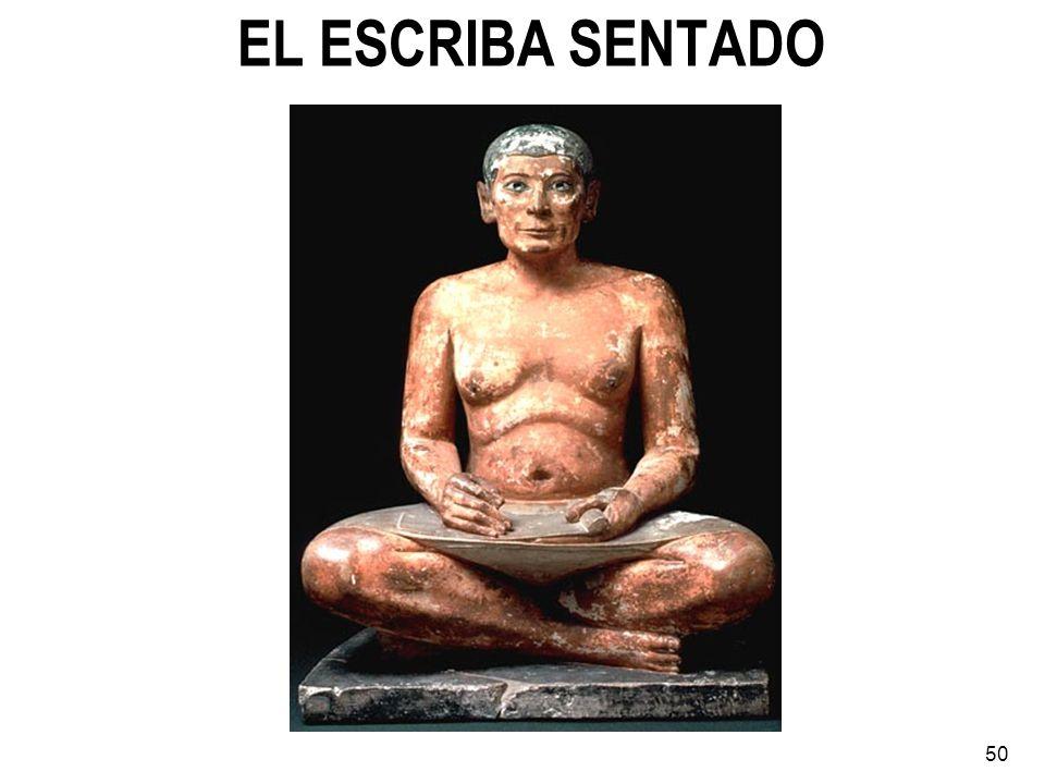 EL ESCRIBA SENTADO 50