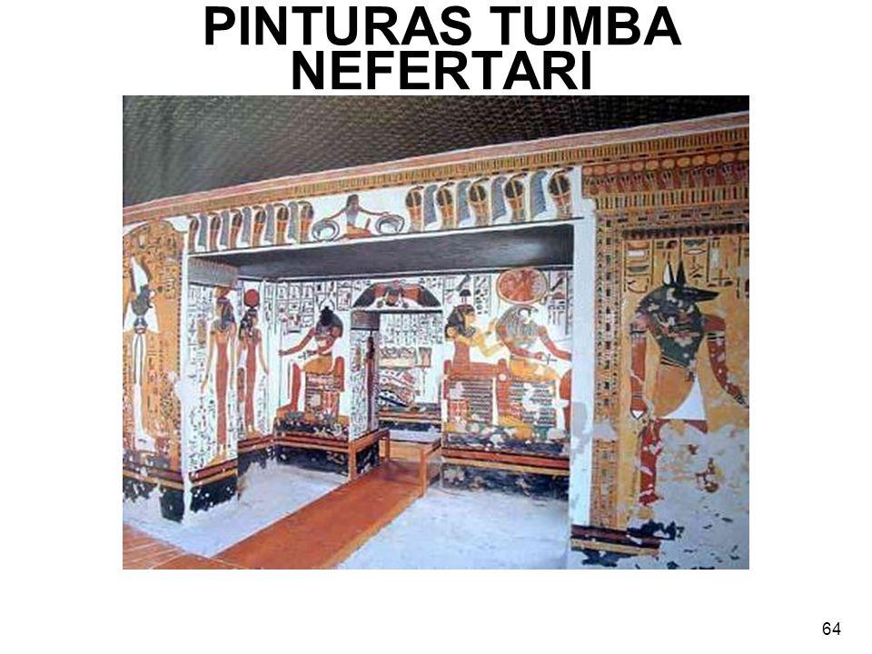 PINTURAS TUMBA NEFERTARI 64