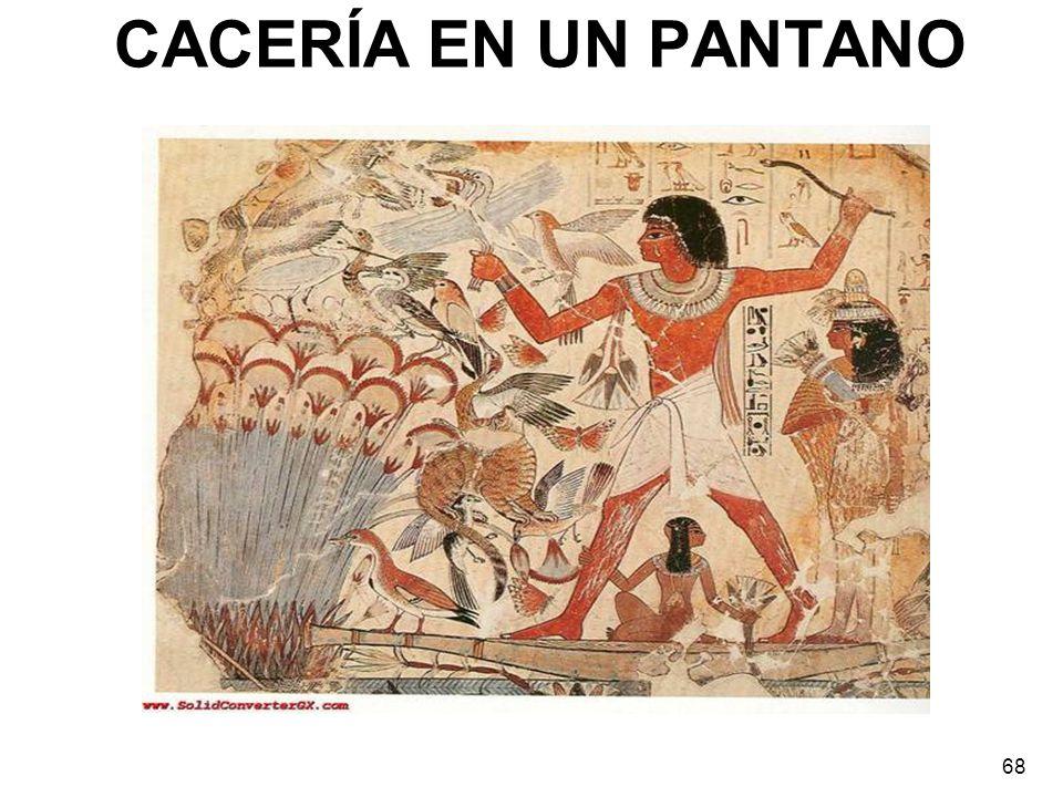 CACERÍA EN UN PANTANO 68