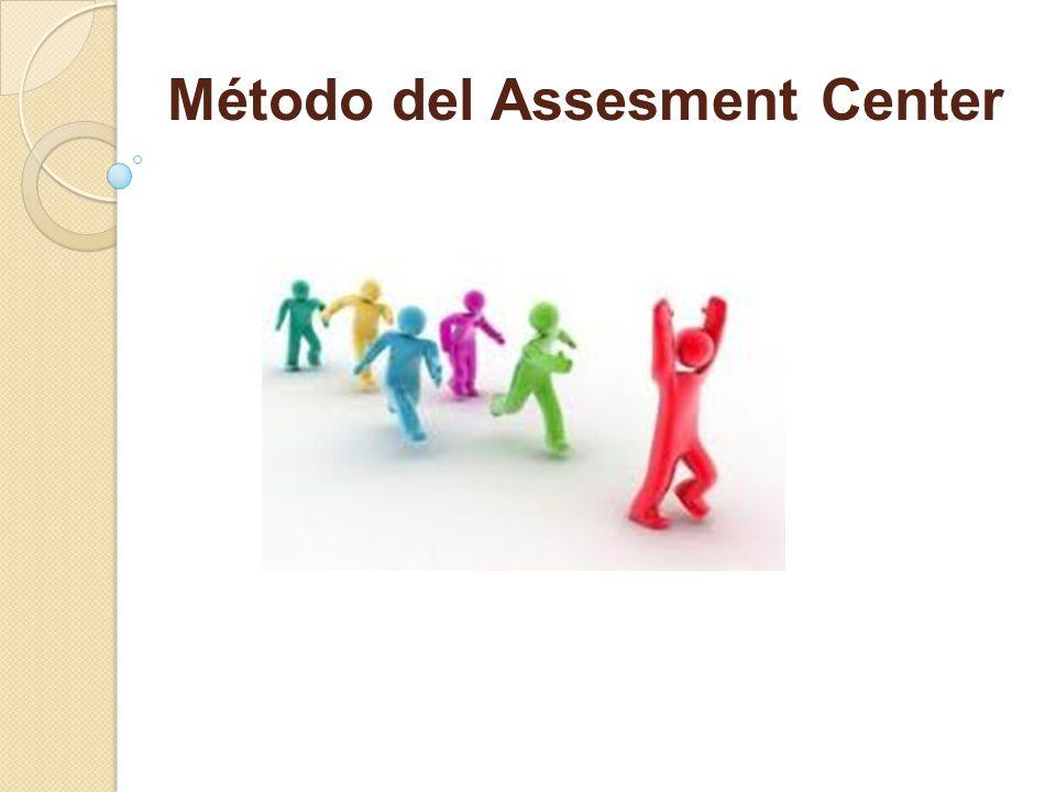 Método del Assesment Center
